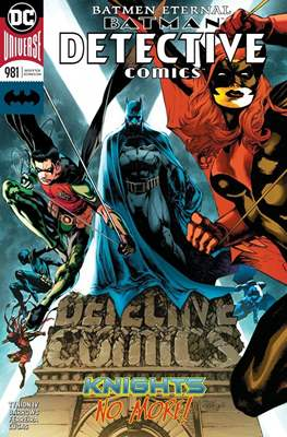 Detective Comics Vol. 1 (1937-2011; 2016-) (Comic Book) #981