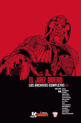 El Juez Dredd: Los Archivos Completos (Rústica 240-336 pp) #1
