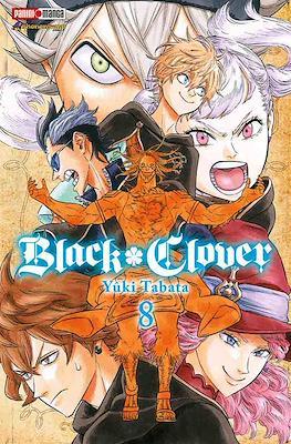 Black Clover (Rústica) #8
