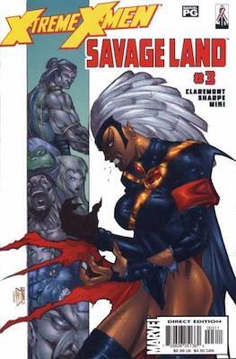 X-Treme X-Men: Savage Land (Comic Book) #3