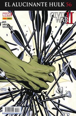 El Increíble Hulk Vol. 2 / Indestructible Hulk / El Alucinante Hulk / El Inmortal Hulk (2012-) (Comic Book) #56