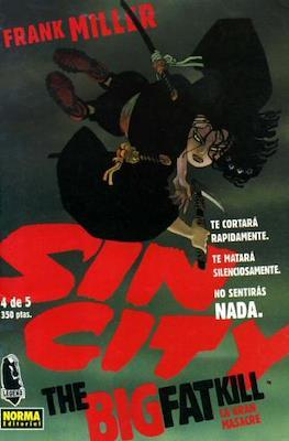 Sin City. La gran masacre (Grapa) #4