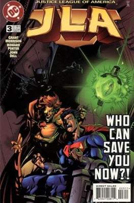 JLA Vol. 1 (1997-2006) (Comic-Book) #3