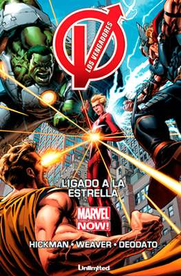 Los Vengadores. Marvel Now! (Rústica) #5