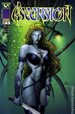Ascension (1997-2000) (Grapa) #19