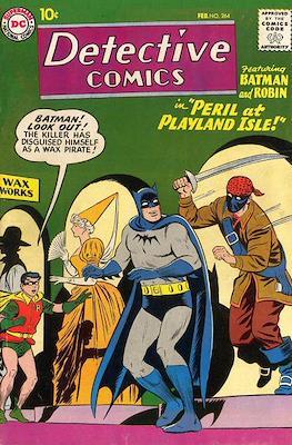 Detective Comics Vol. 1 (1937-2011; 2016-) (Comic Book) #264