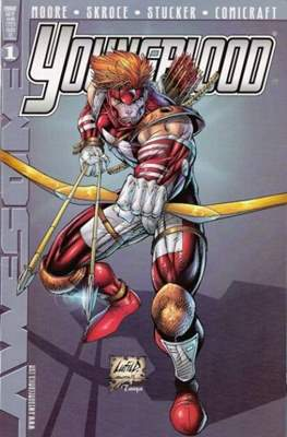 Youngblood (1998- Variant Cover)
