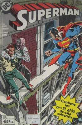 Superman (1984) (Retapado, Tomo rústica) #19