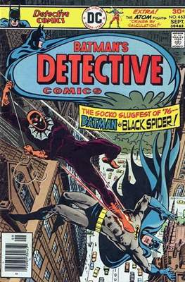 Detective Comics Vol. 1 (1937-2011; 2016-) (Comic Book) #463
