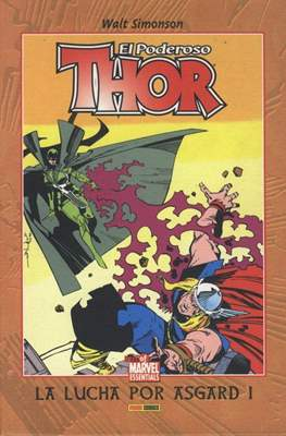 El Poderoso Thor de Walt Simonson. Best of Marvel Essentials (Cartoné 96-192 pp) #4