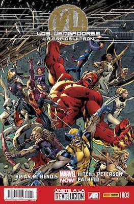 Los Vengadores: La Era de Ultrón (2013) (Grapa.) #3