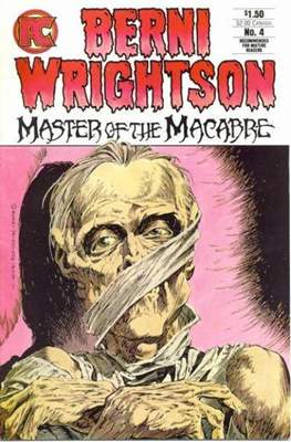 Berni Wrightson : Master of the Macabre #4