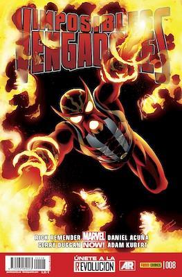 Imposibles Vengadores (2013-2018) (Grapa) #8