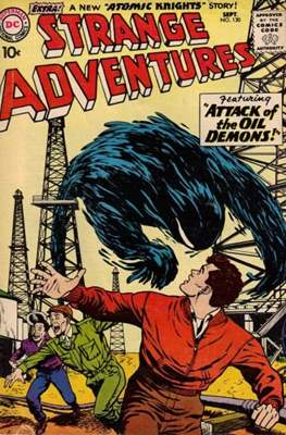 Strange Adventures (Comic Book) #120