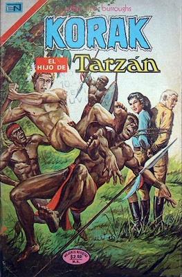 Korak, el hijo de Tarzán (Grapa 36 pp) #32