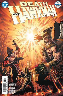 Death of Hawkman (2016-2017) #4