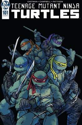 Teenage Mutant Ninja Turtles (2011-...) (Comic-book) #101
