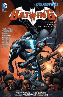 Batwing Vol. 1 (2011) (Trade Paperback) #3