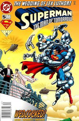 Superman The Man of Tomorrow Vol. 1 (Comic Book) #5