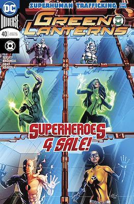 Green Lanterns Vol. 1 (2016-2018) (Comic-book) #40