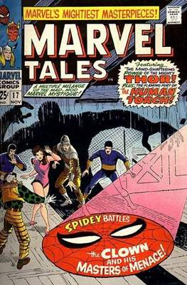Marvel Tales (Comic Book) #17