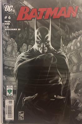 Batman (2009-2011) (Grapa) #6