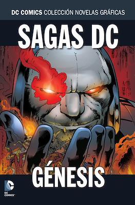 Colección Novelas Gráficas DC Comics: Sagas DC (Cartoné) #7