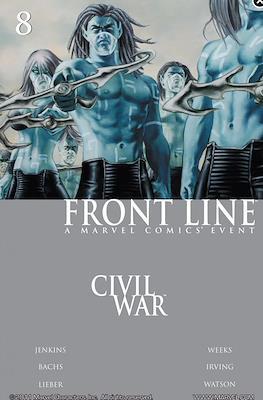 Civil War: Front Line (Comic-Book) #8