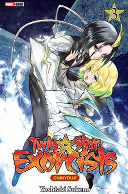 Twin Star Exorcists: Onmyouji #3