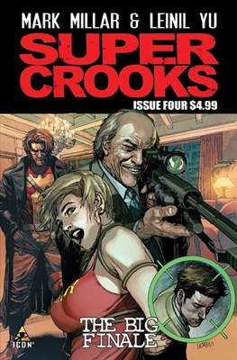 Supercrooks (Comic-book) #4