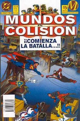 Mundos en colisión #1