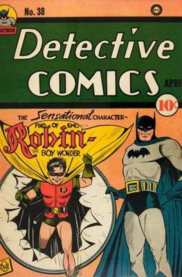 Detective Comics Vol. 1 (1937-2011; 2016-) (Comic Book) #38