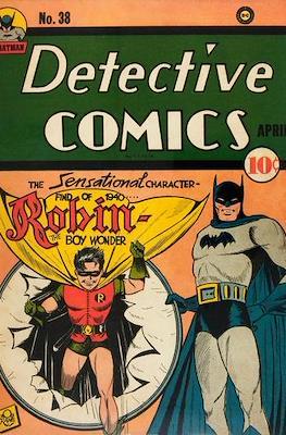 Detective Comics Vol. 1 (1937-2011; 2016-) #38