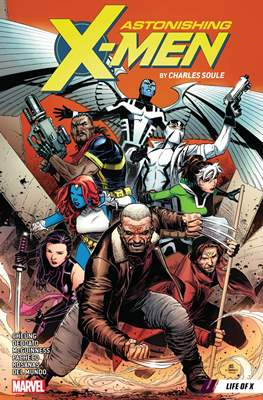 Astonishing X-Men Vol. 4 (2017-2019) #1