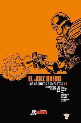 El Juez Dredd: Los Archivos Completos (Rústica 240-336 pp) #6
