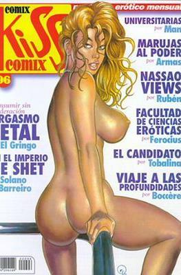 Kiss Comix #96