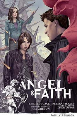 Angel & Faith: Season 9 (Softcover) #3