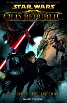 Star Wars. The Old Republic (Rústica 96-96-120 pp) #1
