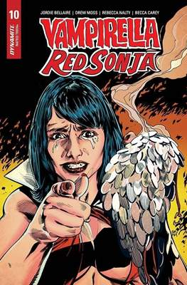 Vampirella Red Sonja (2019- Variant Covers) (Comic Book) #10.4