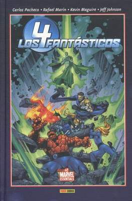 Los 4 Fantásticos - Best of Marvel Essentials (Cartoné 128-172 pp) #3