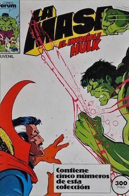 La Masa. El Increíble Hulk (Retapado 1ª Etapa. 180 páginas) #9