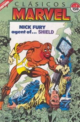 Clásicos Marvel (1988-1991) #7