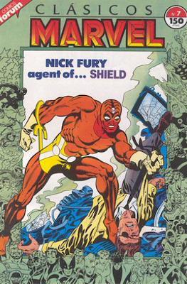 Clásicos Marvel (1988-1991) (Grapa.) #7