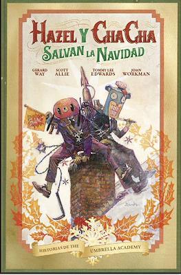 Hazel y Cha Cha Salvan la Navidad. Historias de The Umbrella Academy (Grapa 32 pp) #