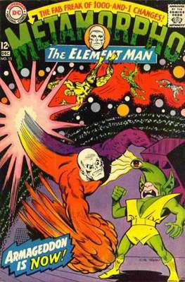Metamorpho (Vol. 1 1965-1968) (Comic Book) #15