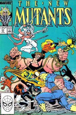 The New Mutants #65