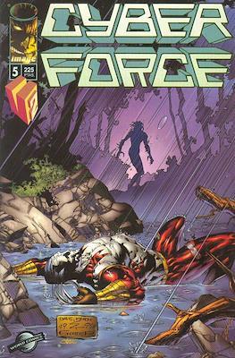 Cyberforce Vol. 2 (1996-1997) (Grapa 32-48 pp) #5