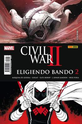 Civil War II: Eligiendo bando (2016-2017) (Grapa) #2