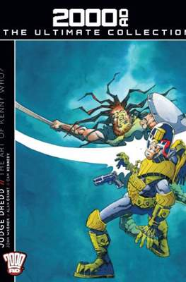 2000 AD The Ultimate Collection
