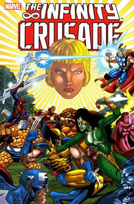 The Infinity Crusade (TPB) #2